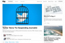 the new digg homepage