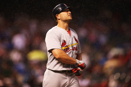 Matt Holliday transcends space and time.