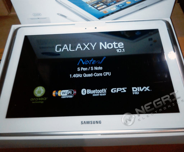 Galaxy Note 10.1 Negri Electronics