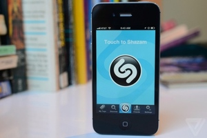Shazam iPhone