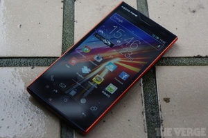 Gallery Photo: Sharp Aquos Phone 104SH photos