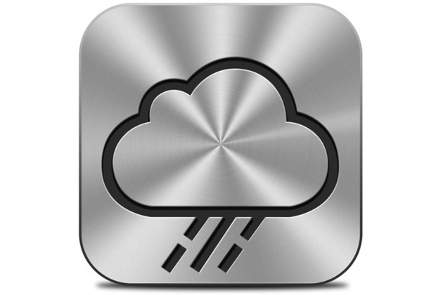 icloud rain 750