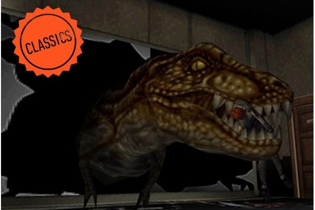 Dino Crisis Padded