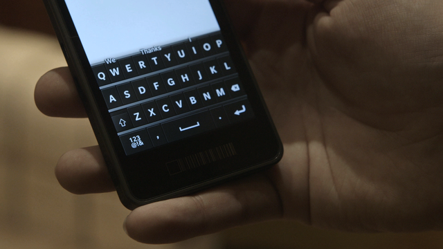 BlackBerry 10 keyboard first hands-on