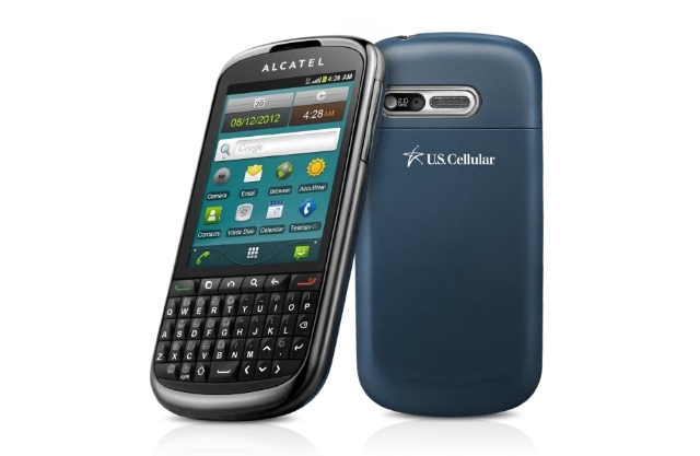 Alcatel One Touch Premiere (side by side)