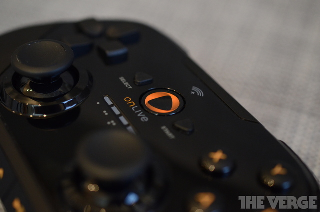 Gallery Photo: OnLive Universal Wireless Controller