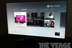 Xbox Music Beta