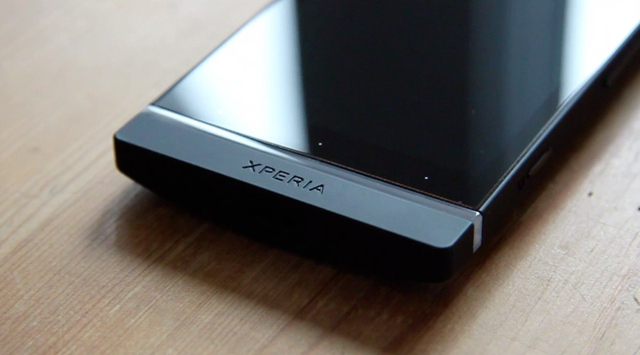 xperia s video review