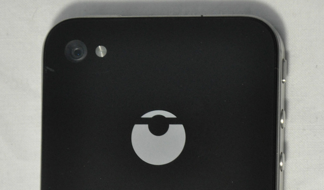 iphone prototype logo (ebay)