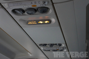 please turn off electronic devices in-flight (1020)