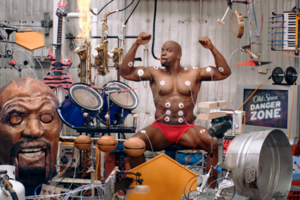 terry crews old spice (vimeo)