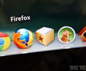 firefox icon logo stock