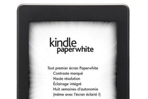 Gallery Photo: Kindle Paperwhite images