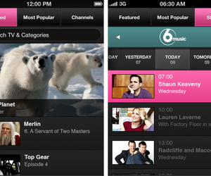 BBC iPlayer for iPhone