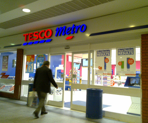 Tesco Metro store (Mark Hillary/Flickr)