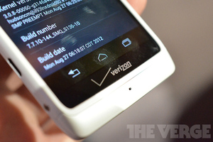 Gallery Photo: Droid RAZR M 4G LTE hands-on pictures