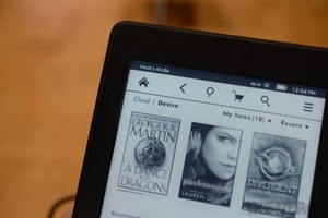 Gallery Photo: Amazon Kindle hands-on pictures