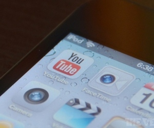 Gallery Photo: YouTube app for iPhone hands-on photos