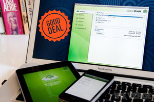 CrashPlan Good Deal