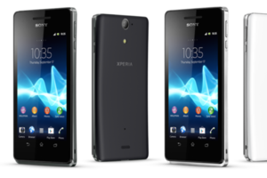 Sony Xperia V Press image
