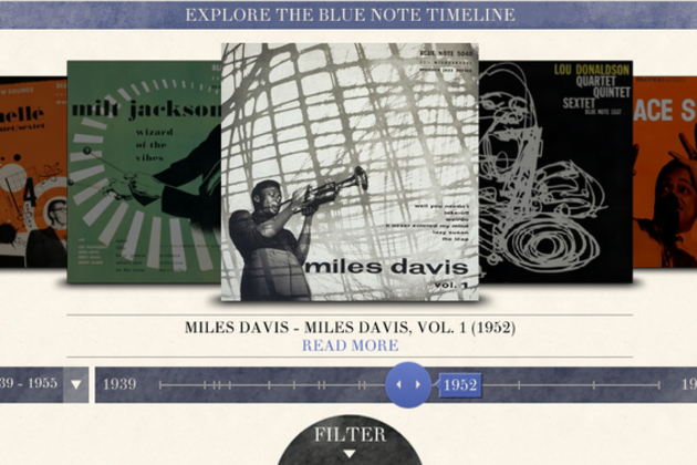 blue note records spotify 2