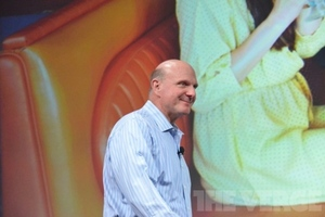 Steve Ballmer stock