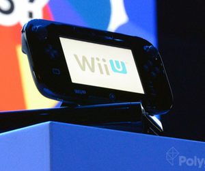 Wii U GamePad controller