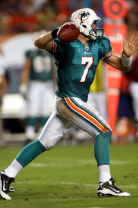 Dolphins Quarterback Chad Henne may as well not even take the field against the Bills, by the tone of some of the recent contributors to this site.