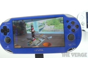 blue ps vita