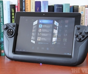 Gallery Photo: Wikipad gaming tablet hands-on pictures