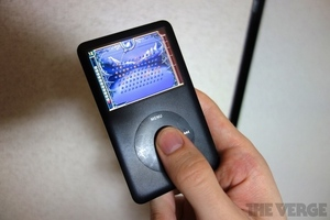 Peggle click wheel iPod