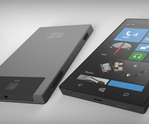 Surface phone mockup (Deviant Art)