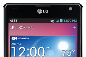 LG Optimus G for AT&amp;T