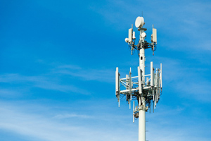 Wireless tower (shutterstock)