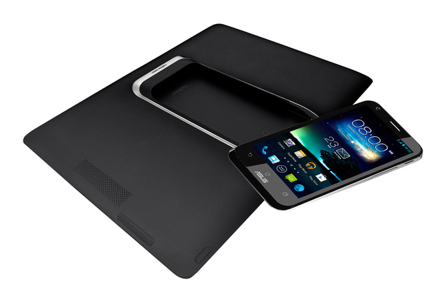 Gallery Photo: Asus Padfone 2