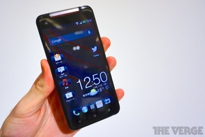 Gallery Photo: HTC J Butterfly hands-on gallery