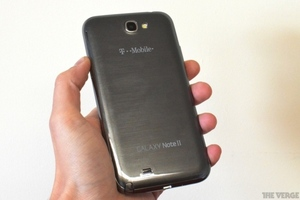 Gallery Photo: T-Mobile Galaxy Note II photos