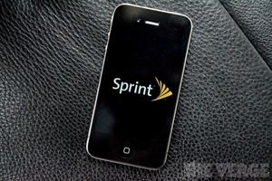 sprint iphone