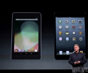 Gallery Photo: Apple's iPad mini event in photos