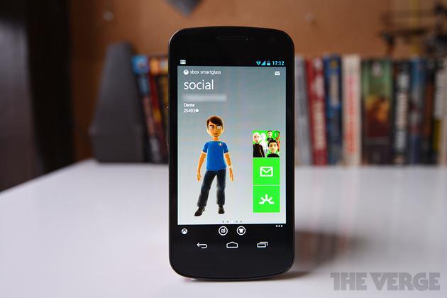 Xbox SmartGlass Android