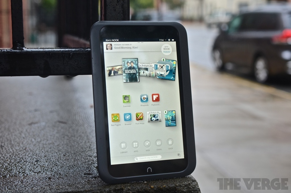 Barnes &amp; Noble Nook HD hero (1024px)