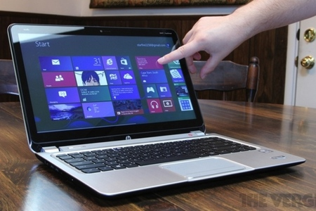 Gallery Photo: HP Envy TouchSmart Ultrabook 4 pictures