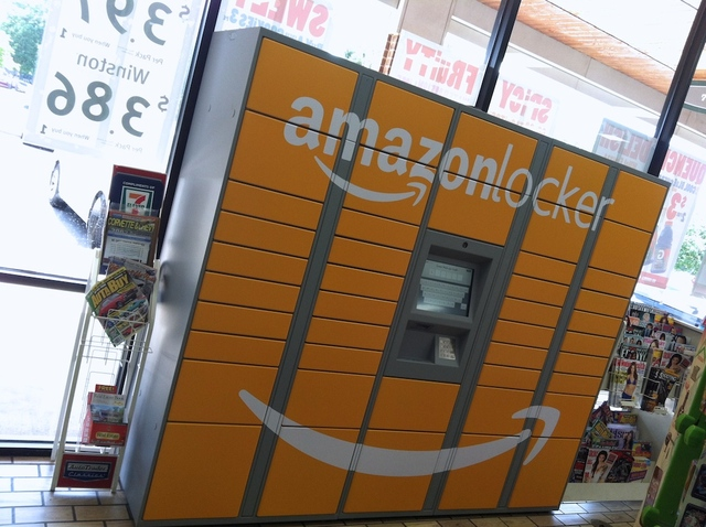 Amazon Locker Credit Dave Zatz