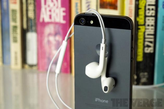iPHone 5 stock