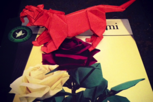 Ken Liu Origami
