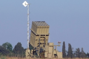 Iron Dome (Wikimedia)