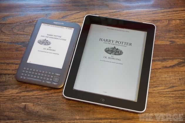 Harry Potter ebooks