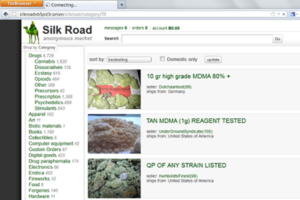 silk road screenshot