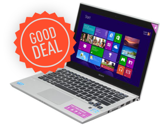 Vaio T13 Good Deal