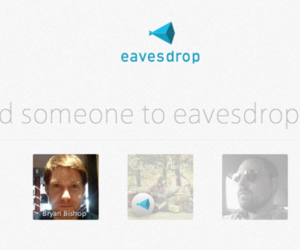 Rdio Eavesdrop
